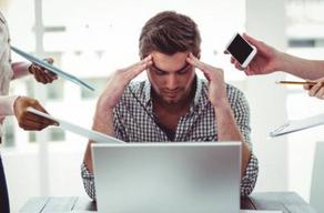 Rentrée professionnelle : stress et burn out