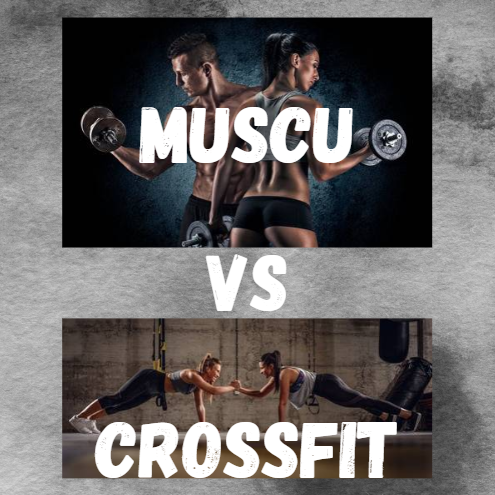 Musculation vs crossfit