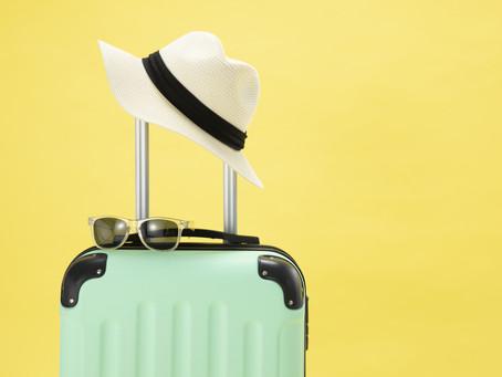 9 conseils pour faire sa valise