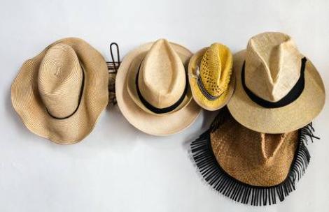 Chapeaux de paille