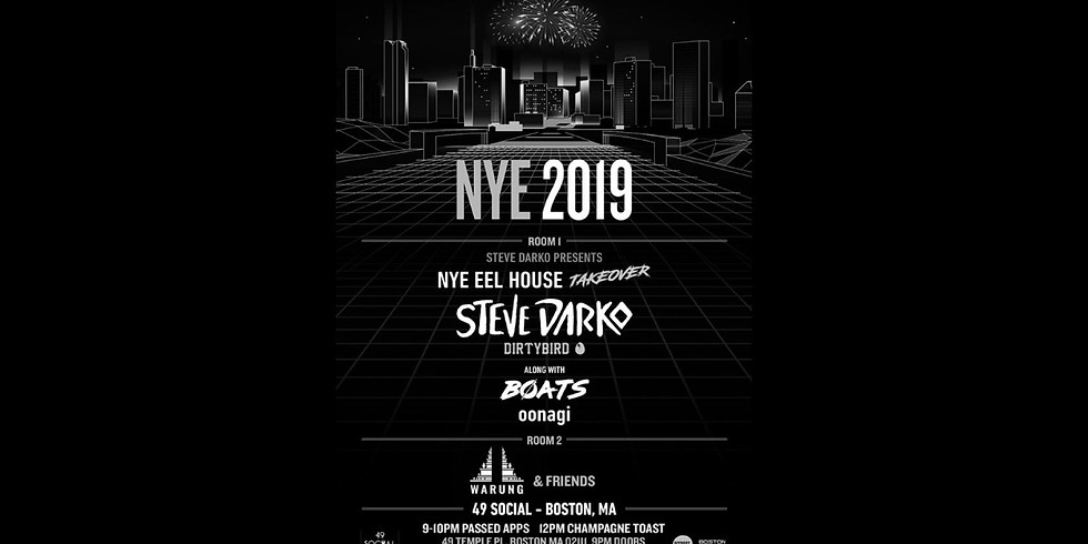 New Year's Eve - Steve Darko & Warung