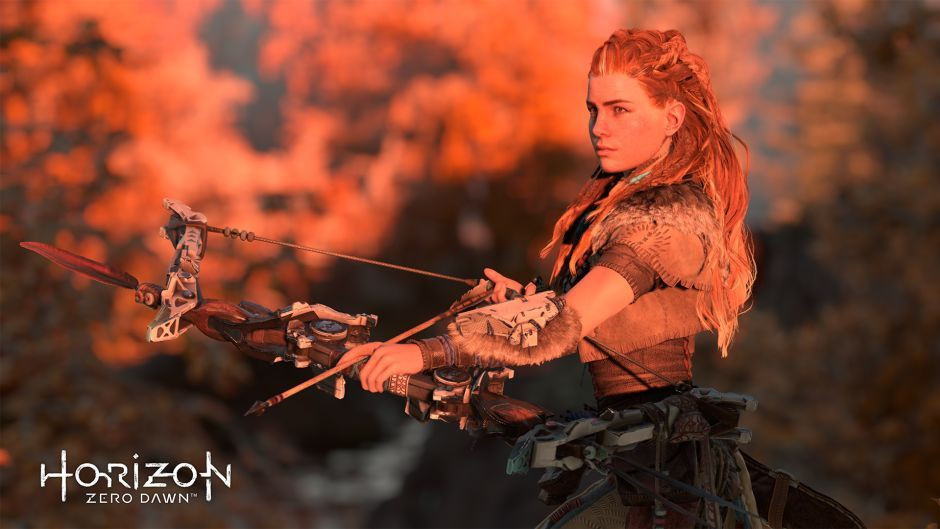 Horizon Zero Dawn 1