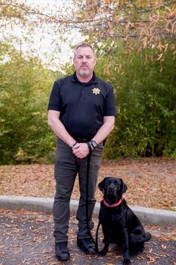 Sergeant Michael Rainey & Queue