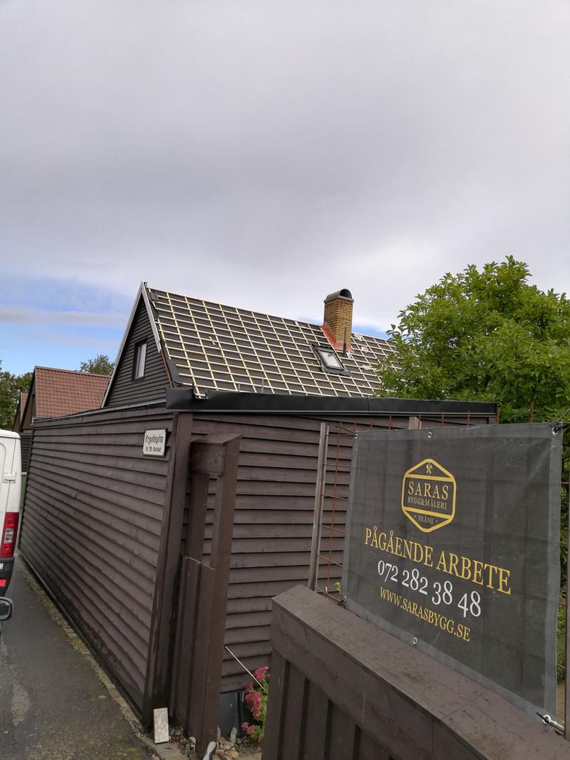 Saras Bygg Södra - Takfirma i Lunds kommun