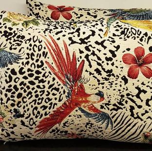 Gobelijn stof Vita home textiles Knokke.