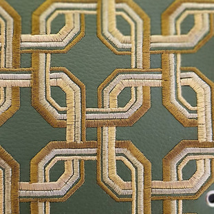 knokke .embroidered fabrics