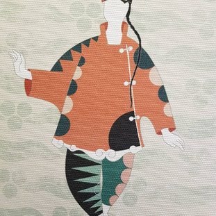very elegant fabric Vita home Knokke .jp