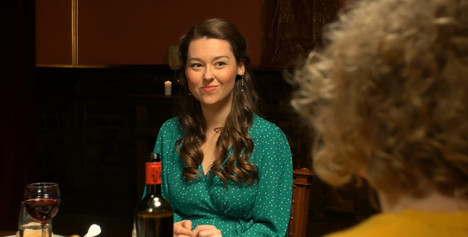 Dining Room Film Anna Czarska