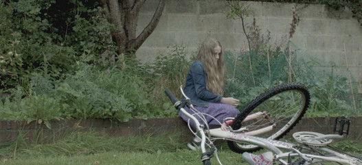 Growing Charlotte film Charlotte, Elise Jewtushenko
