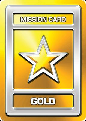 Gold Mission Back