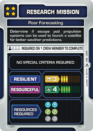 Poor Forecasting