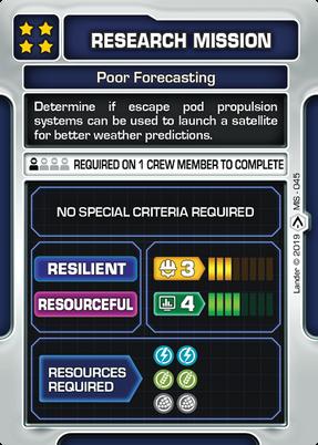 Poor Forecasting