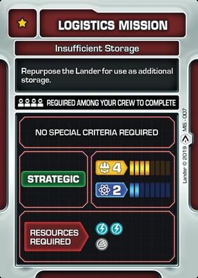 Insufficient Storage