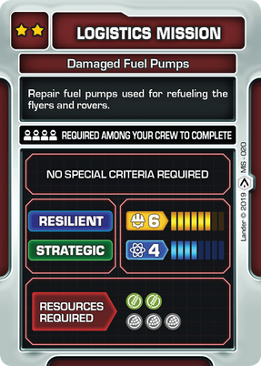 Damaged Fuel Pumps