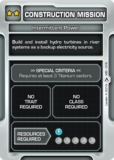 Intermittent Power
