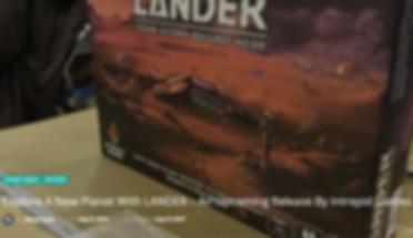 Lander Gen Con Review