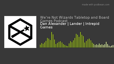 Lander Podcast Interview
