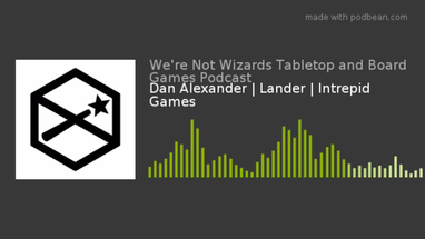 Lander Podcast Interview