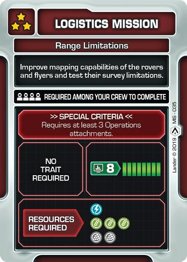 Range Limitations