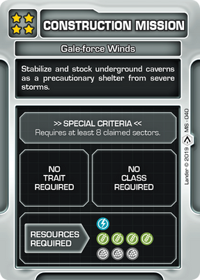 Gale-Force Winds