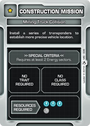 Mining Truck Collision