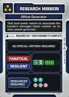 Offline Generator