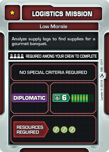 Low Morale