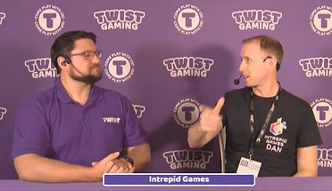 Intrepid Games Interview