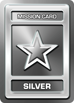 Silver Mission Back
