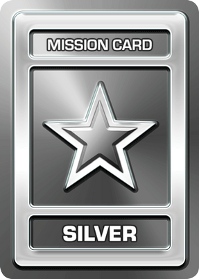 Silver Mission Back