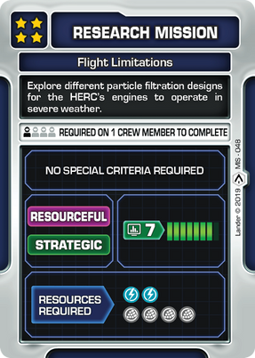 Flight Limitations