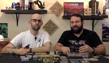 Roll for Crit Lander Preview