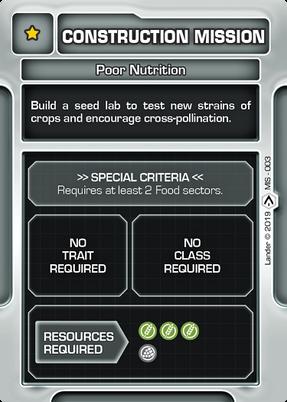 Poor Nutrition