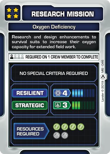 Oxygen Deficiency