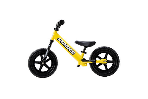 STRIDER® 12 Sports Yellow