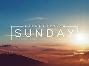 Resurrection Sunday Religious PowerPoint