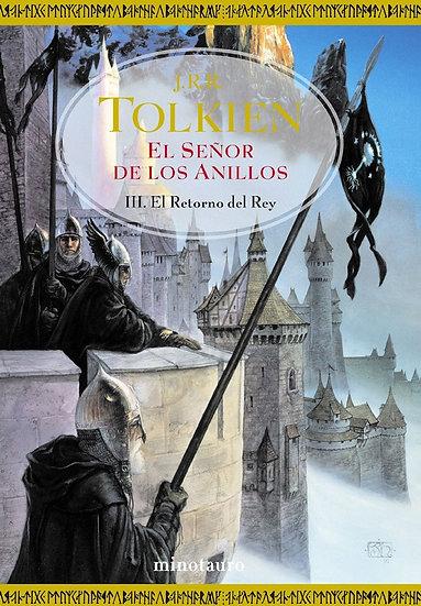 EL RETORNO DEL REY (EL SEÑOR DE LOS ANILLOS III). TOLKIEN, J. R. R.