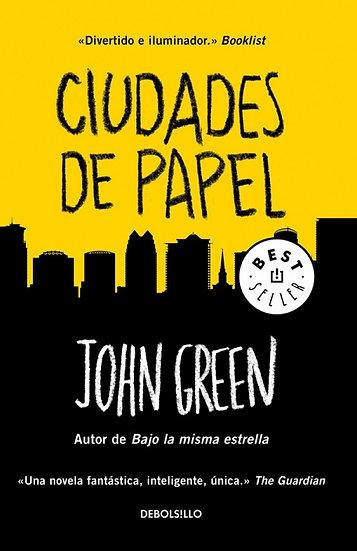 CIUDADES DE PAPEL. GREEN, JOHN