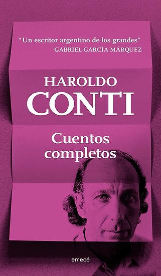 CUENTOS COMPLETOS. CONTI, HAROLDO