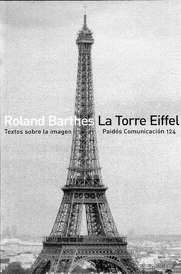 LA TORRE EIFFEL. BARTHES, ROLAND