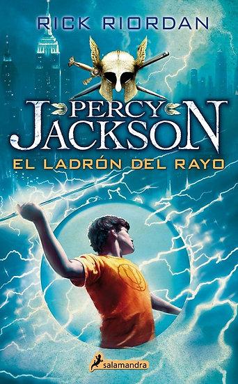 EL LADRÓN DEL RAYO (PERCY JACKSON 1). RIORDAN, RICK