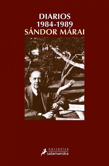 DIARIOS 1984-1989. MÁRAI, SÁNDOR