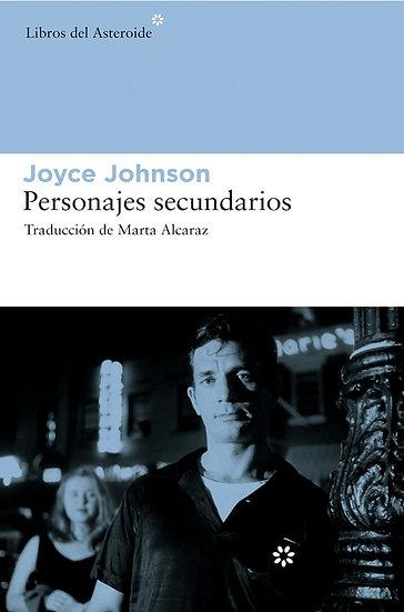 PERSONAJES SECUNDARIOS. JOHNSON, JOYCE