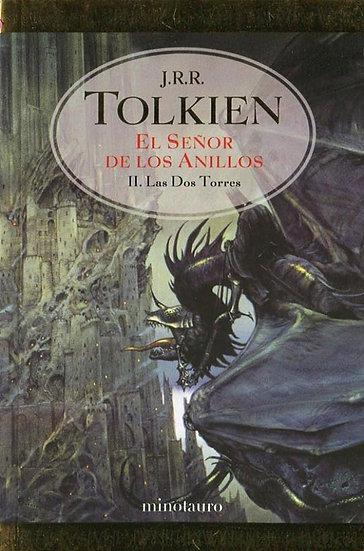 LAS DOS TORRES (EL SEÑOR DE LOS ANILLOS II). TOLKIEN, J. R. R.