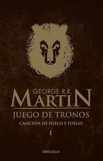 JUEGO DE TRONOS (CANCIÓN DE HIELO Y FUEGO 2). MARTIN, GEORGE R.R.