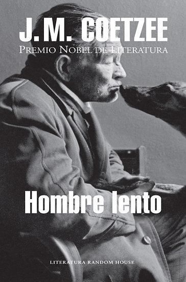 HOMBRE LENTO. COETZEE, J.M.