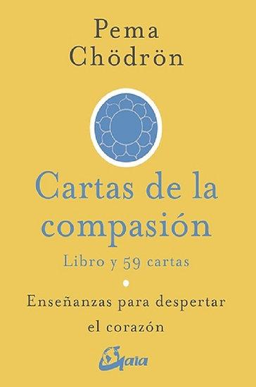 CARTAS DE LA COMPASIÓN (LIBRO + CARTAS).  CHODRON, PEMA