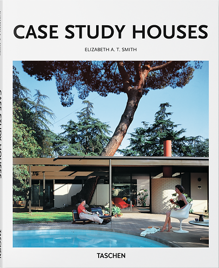 CASE STUDY HOUSES. SMITH, ELIZABETH A. T.