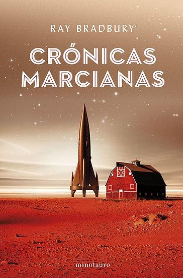 CRÓNICAS MARCIANAS. BRADBURY, RAY