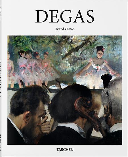 DEGAS. GROWE, BERND